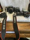 Canon EOS Digital Rebel XSi EOS 450D 122MP Digital SLR Camera Black Kit w