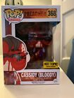 Funko Pop! Television: The Preacher - Cassidy Bloody (Hot Topic Exclusive) #368