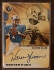 Warren Moon Cards, Rookie Cards and Autographed Memorabilia Guide 15
