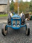 FORDSON SUPER DEXTA NEW PERFORMANCE 1963