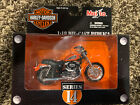 Harley Davidson 2002 XL 883R Sportster New In Box Made By Maisto Series 14