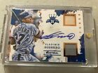 2016 Diamond Kings Signatures Vladimir Guerrero Bat Jersey Autograph 1 5