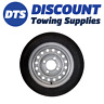 Trailer Wheel Rim and Tyre Complete 155/70R13 4 x 130mm PCD Silver Franc Trelgo