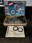 VINTAGE REVELL GREASE 2 HONDA COOL RIDER MOTORCYCLE 1/8 SCALE MODEL KIT