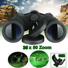 Day Night 30x50 Military Army Zoom Powerful Binoculars Optics Hunting Camping US