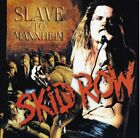 Skid Row ‎– Slave To Mannheim RARE with Bonus DVD Gone Wild In Kawasaki: LiVE