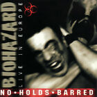 Biohazard – No Holds Barred - Live In Europe CD Hardcore punk heavy metal