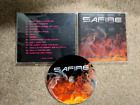 Safire - All Because of You CD RARE HARD ROCK AOR