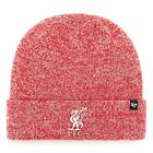 Liverpool FC Adults '47 Checker Cuff Knit Beanie LFC Official