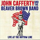john cafferty and the beaver brown band: live at the bottom line          2 CD