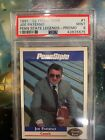 Joe Paterno Memorabilia, Card and Autograph Guide 33