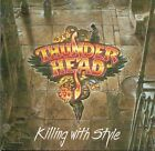 Thunderhead Killing With Style Japan CD 1 Bonus 1993 Hard Rock No Obi VICP-5312