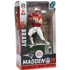 McFarlane Toys EA Sports Madden NFL 18 Ultimate Team Tom Brady New England Patr
