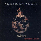 American Angel - Archives Remastered 2 DISC CD SET HAIR METAL RARE