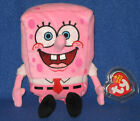 TY SPONGEBOB PINKPANTS the BEANIE BABY - MINT with MINT TAGS