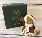LIL NICK HAPPY HOLIDAYS Christmas Figurine Boyds Bear Collection 2005 Figure