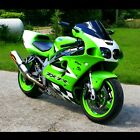 Fairing/Fender Graphic Kit Vinyl Sticker Decal Set 91-04 Ninja ZX7R ZXR ZX-7R