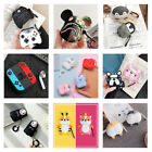 3D Cute Cartoon Silicone Airpod Protective Case Cover Skin for Airpods 1 2 Pro 3