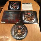 Iced Earth - Tribute To The Gods CD 1st US press kiss iron maiden judas priest