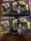 Two Liquid ImageDigital Underwater 5MP Camera Mask
