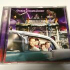 The Steve Morse Band - Stressfest CD NM US RARE Rock 1996 Windham Hill Records