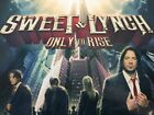 SWEET & LYNCH - Only To Rise CD Digipak 2015 Frontiers Records Excellent Cond!