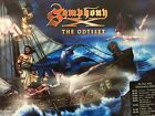 SYMPHONY X - The Odyssey CD Limited Slipcase 2002 Inside Out Bonus Track