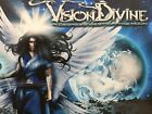 VISION DIVINE - 9 Degrees West Of The Moon CD 2009 Frontiers Excellent Cond!