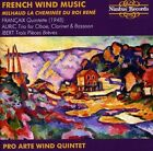 French Wind Music CD 1st pressing 92 Nimbus IBERT Francaix PRO ARTE WIND QUINTET