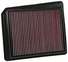 K&N For 2017-2019 Nissan Titan Models Replacement Panel Air Filter 33-5062