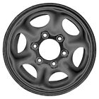15 Black 6 SpokeSteel Wheel 2003 2004 Nissan Frontier 62440