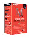 M drive Prime, Testosterone Booster for Men, 30-Day Supply, 60 Caps EXP: 10/20