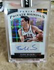 2015 Panini NBA Finals Private Signings Basketball Cards 21