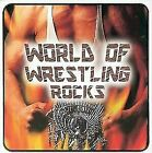 WORLD OF WRESTLING ROCKS - THE MAGNIFICENT TRACERS!!  NEW!!!