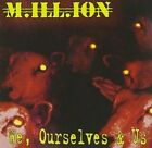 M.Ill.Ion ‎– We, Ourselves & Us CD 2004 Remastered -  SWEDISH Melodic Rock NEW!