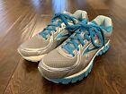 Womens Brooks GTS 16 Edition Running Shoes Size 11 Silver