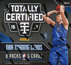 2016 17 Panini Totally Certified Basketball Hobby Box 8 Packs 5 Cards Per Pack