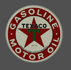 TEXACO GAS OIL 3 INCH VINYL DIE CUT DECAL STICKER  CC