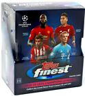2018 19 TOPPS FINEST UEFA CHAMPIONS LEAGUE SOCCER 8 HOBBY BOX CASE