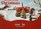 Leanin Tree Christmas Greeting Cards 20 Card Box Set Tractor Country Christmas