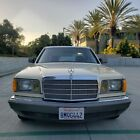 1985 Mercedes-Benz S-Class 380 SE for $5800 dollars