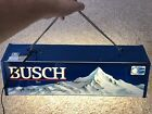 Busch Beer Pool Table Light
