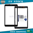 Black Touch Screen Digitizer Frame (no lcd) Fit For T-MOBILE ALCATEL 3T 8