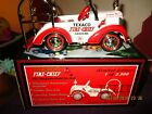 Texaco Fire Chief 1941 FIRE Engine Pedal Car Bank