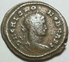 316 326 AD Ancient ROME The CAESAR CRISPUS Centenionalis EXECUTED by his FATHER