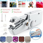 Portable Smart Mini Electric Tailor Stitch Hand held Sewing Machine Home US