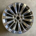 2014 2016 CADILLAC CTS 18 Polished 18x85 5 120mm Offset 32mm 4718