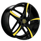 4 20 Lexani Wheels Bavaria Custom Color Rims B4