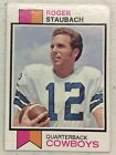Top Roger Staubach Football Cards for All Budgets 16