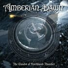 Amberian Dawn The Clouds of Northland Thunder CD Free Ship w/Tracking# New Japan